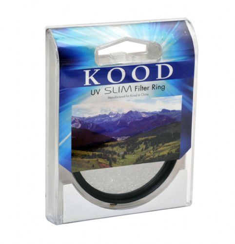 Kood 58mm UV Filter - Slim Ring